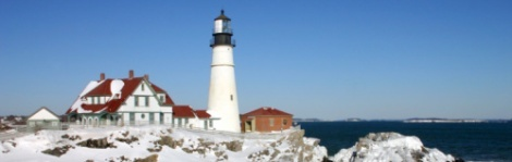 Winter offers bargains in stunning coastal Maine
