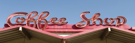 The Pig Stand Diner and Coffee Shop in San Antonio, Texas