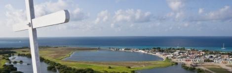 The magnificent Caribbean archipelago of Los Roques comprises a Venezualan paradise