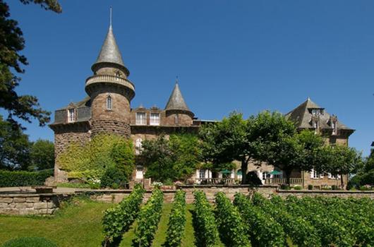 Château de Castel-Novel
