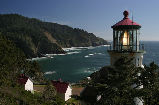 Heceta Head Lighthouse/Steve Lenz