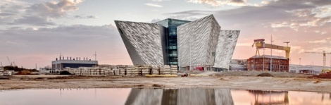 The soon-to-open Titanic Belfast visitor center makes Belfast one of our places to watch