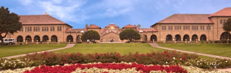 Stanford University ranks among our top 10 college campuses to visit