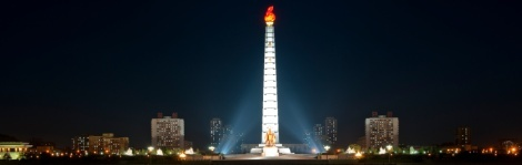 Pyongyang's plentiful monuments and levels of red tape make it one of our top forbidden places