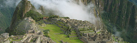 Enjoy a once-in-a-life-time trip to Machu Picchu in Peru