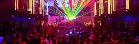 LIV nightclub at Miami's party hotel Fontainebleau is one of the best party venues in the city