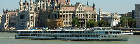 Riverboat cruises meander the waterways of some of the world's top destinations