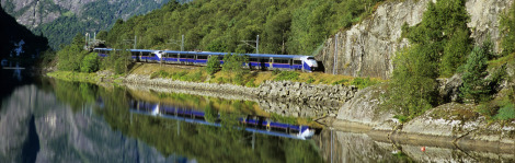 Norway's Bergen Line easily makes the list of the top train trips in Europe